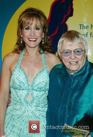 Jodi Benson and Pat Carroll