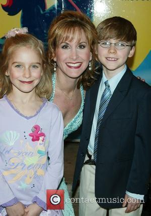 Jodi Benson and Her Children