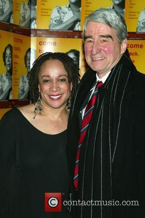 S Epatha Merkerson and Sam Waterson