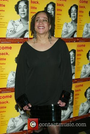 S. Epatha Merkerson  Opening night after party of the play 'Come Back, Little Sheba' at Planet Hollywood New York...