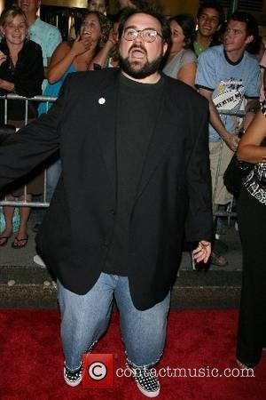 Kevin Smith New York Premiere of 'Live Free Or Die Hard' held at Radio City Music Hall New York City,...