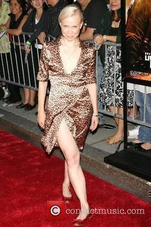 Oksana Baiul New York Premiere of 'Live Free Or Die Hard' held at Radio City Music Hall New York City,...
