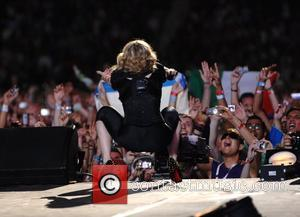 Live Earth, Wembley Stadium, Madonna