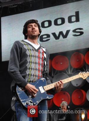 Snowpatrol Live Earth London concert at Wembley Stadium London, England - 07.07.07
