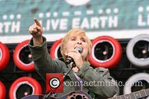 Live Earth, Giants Stadium, Melissa Etheridge