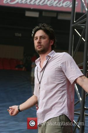 Braff Finds Sex Scene Hard To Handle