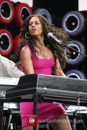 Alicia Keys, Giants Stadium