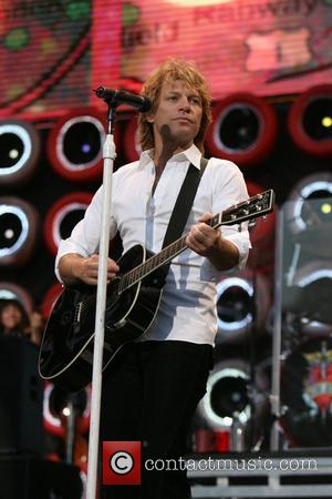 Giants Stadium, Jon Bon Jovi