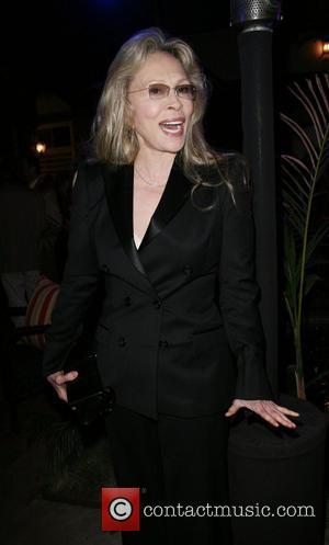 Faye Dunaway Luxury Bespoke at Lloyd Klein - Inside Los Angeles, California - 18.04.08