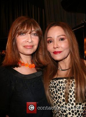 Illeana Douglas and Barbara Carrera