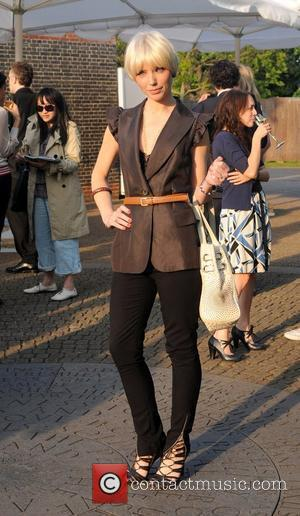 Charlotte Dutton The London Magazine party held at the Serpentine Gallery  London, England - 21.05.08