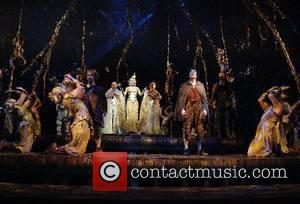 Lord Of The Rings, Theatre Royal London