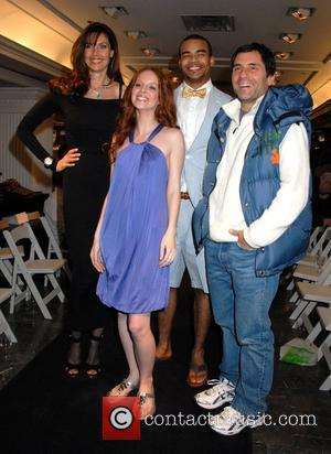 Carol Alt, Ashlyn Chessney, Dyruan Clark and David Lipman