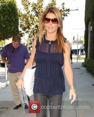 Lori Loughlin and Marc Jacobs