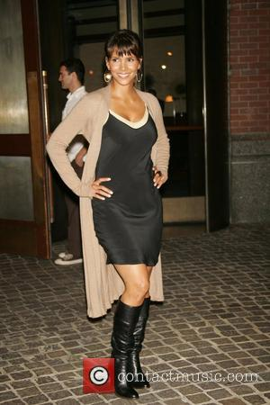 Halle Berry, Tribeca Grand Hotel