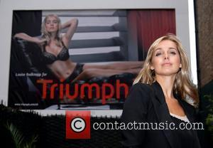 Louise Redknapp WAG and TV presenter Louise Redknapp attends a press conference announcing her as the new face of Triumph...