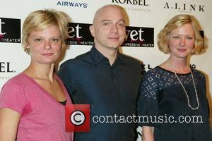 Martha Plimpton and Michael Cerveris