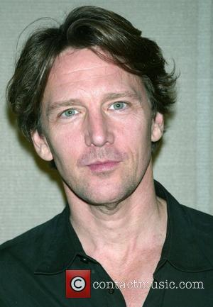 Andrew McCarthy arrive for the reading of the play
