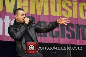 Jay Sean performing at the 'Love Music Hate Racism Carnival' held in Victoria Park. London, England - 27.04.08