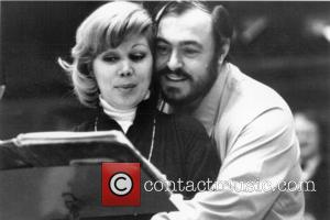 Pavarotti's Wife Ms Sufferer