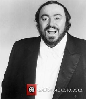 Luciano Pavarotti and Thursday