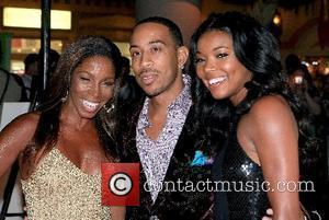 Gabrielle Union, Gabrielle, Las Vegas and Ludacris