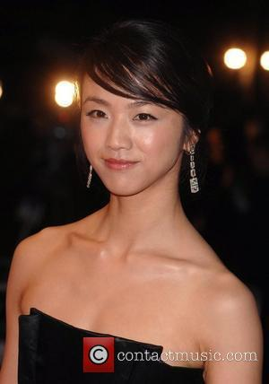 Tang Wei The Times BFI London Film Festival: Lust, Caution - screening held at the Odeon West End -- Arrivals...