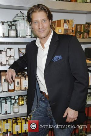 Sean Kanan at the launch party of Luzern Labs Organic Skin Care, held at the Fred Segal salon Santa Monica,...