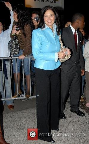 Lynda Carter arrives at ABC Studios for an appearance on 'Good Morning America' New York City, USA - 11.10.07