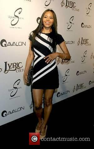 Amerie Lyric Culture hosts a launch party and runway show at Avalon Hollywood, California - 10.05.07