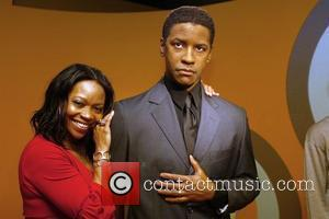 Jeannie Jones and Denzel Washington