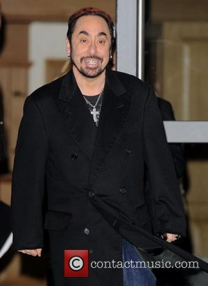 David Gest at the premiere of 'Made Of Honour' at Soho Hotel London,England- 21.04.08