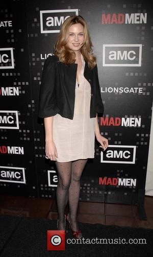 Anne Dudek AMC'S critically-acclaimed drama series MAD MEN season premiere - arrivals held at Chateau Marmont West Hollywood, Ca -...