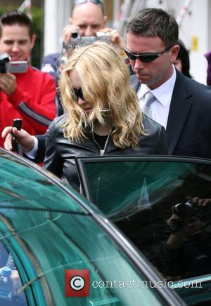 Timberlake Under 'Gag Order' From Madonna