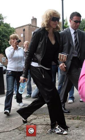 Madonna To Back Hillary Clinton?