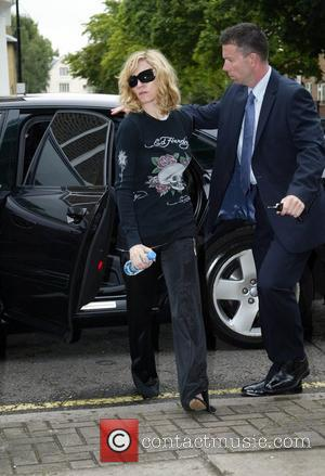 Madonna Set For Simpsons Cameo?