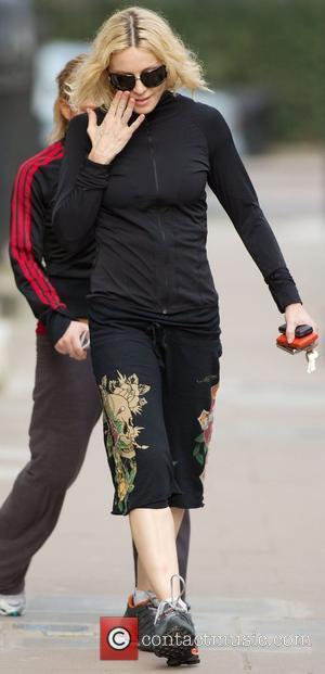 Madonna Blasted For Pheasant Farming