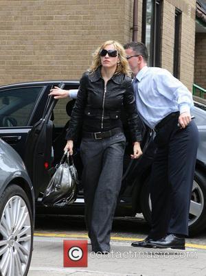 Madonna Defends Spears