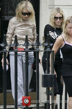 Madonna And Spears 'Drifted Apart'