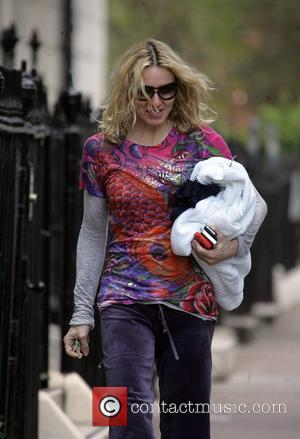 America Urges Madonna To Give Up Baby David