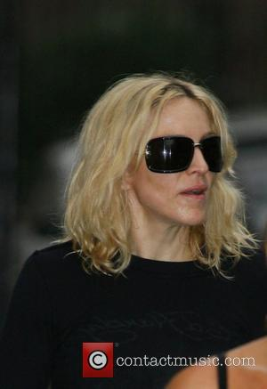 Madonna Denied Quintuple U.k. Chart Success