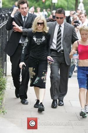 Madonna Secret Hunt For 'Hot' Dancers
