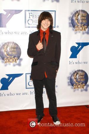 Mitchel Musso 2007 World Magic Awards Barker Hanger, Santa Monica,CA United States 13.10.07