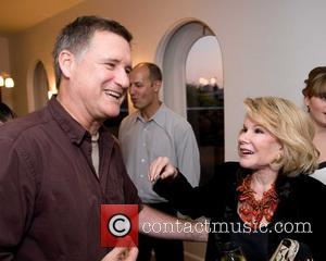 Bill Pullman and Joan Rivers