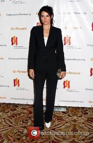 Angie Harmon 3rd Annual Gala for the Christopher and Dana Reeve Foundation held at the Century Plaza Hotel Century City,...