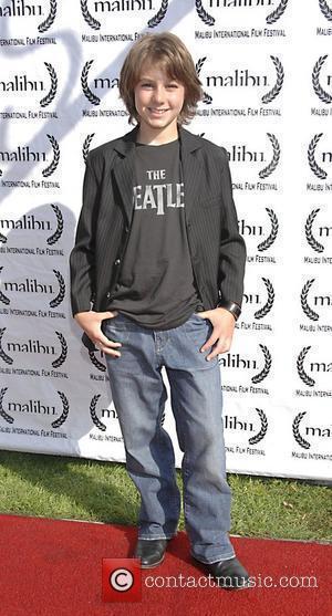 Dominic Scott Kay and Michael Madsen