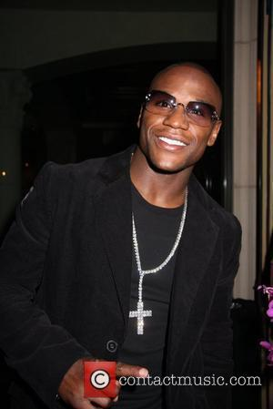 Floyd Mayweather Jr.  at 'Gavin Maloof's Housewarming Party' at his new private residence Las Vegas, Nevada - 25.10.07