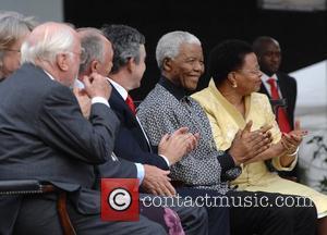Nelson Mandela, Gordon Brown