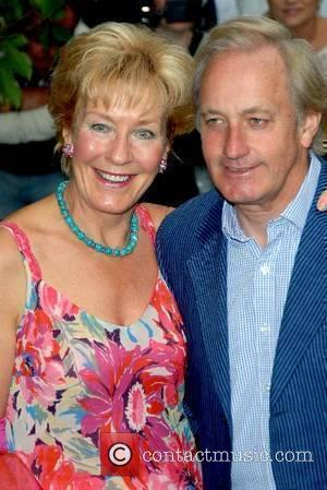 Neil Hamilton and Christine Hamilton Mappin and Webb - flagship store opening London, England - 19.06.07