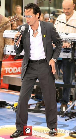 Rockefeller Plaza, Marc Anthony